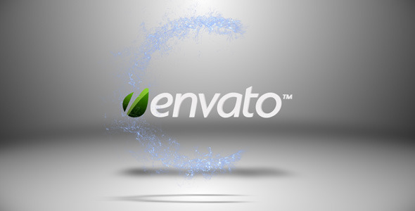VideoHive Particle Implosion Logo Reveal 1550186