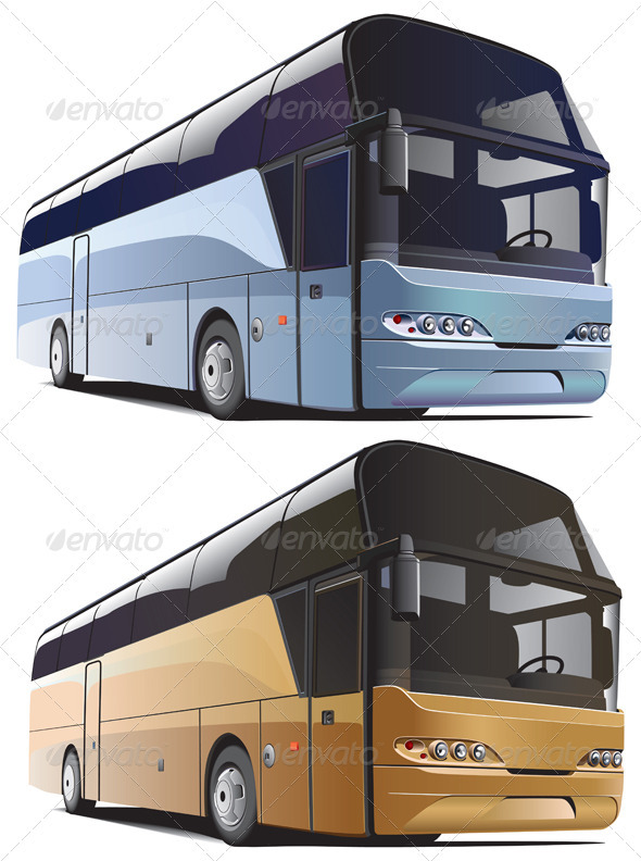GraphicRiver Large Bus 1551388
