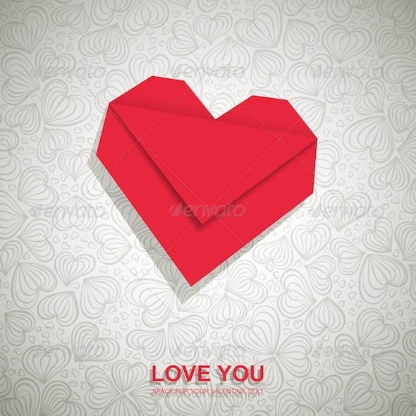 Graphic River Valentine s Card Vectors -  Conceptual  Seasons/Holidays  Valentines 1554708