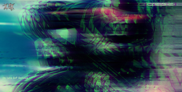 After Effects Project - VideoHive Glitch Twitch RGB TV Noise 1463300