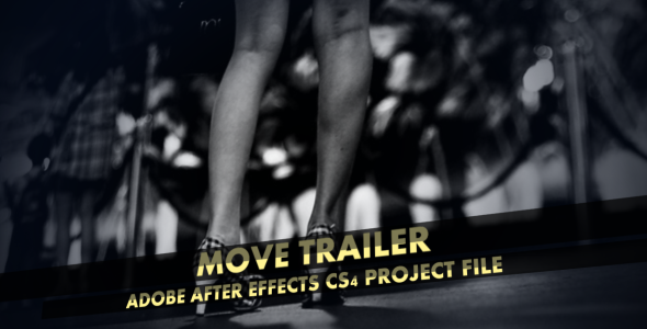 VideoHive Move Trailer 1560356