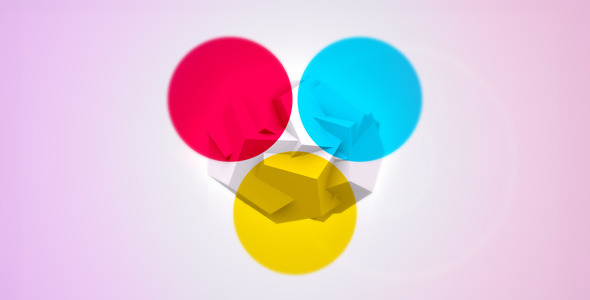 VideoHive CMYK Glitch Logo Reveal 1562783