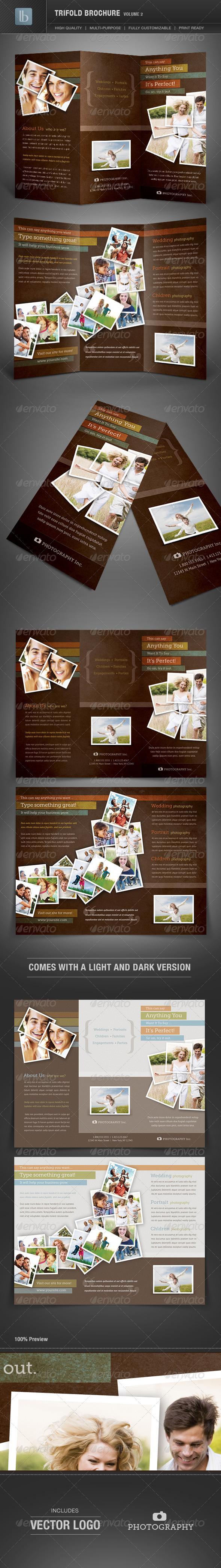 GraphicRiver Trifold Brochure Volume 2 1410248