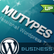 Mu Types - Clean Business WordPress Theme - ThemeForest Item for Sale