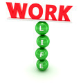 Work and life balance - PhotoDune Item for Sale