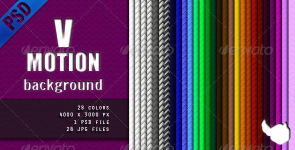 GraphicRiver V Motion Background 1571877
