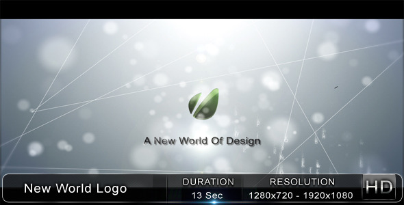VideoHive Loading World Logo 1572028