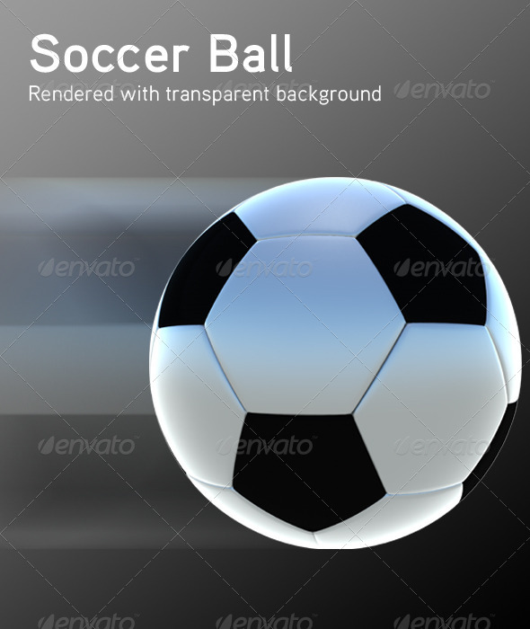 GraphicRiver Soccer Ball 1572891