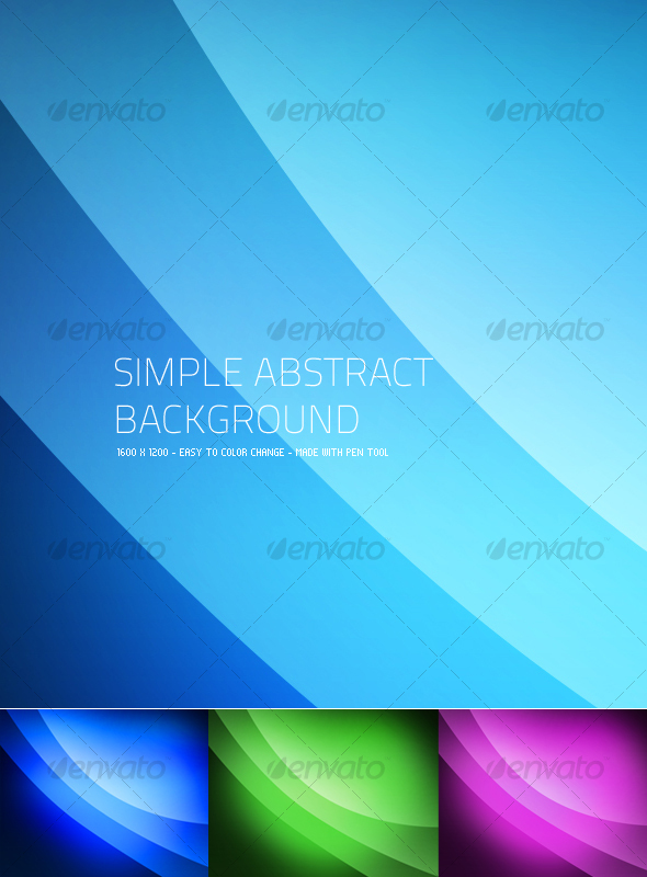 GraphicRiver Simple Abstract Background 60936