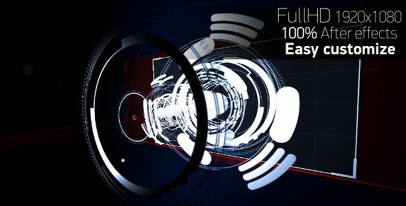 VideoHive Hi-Tech Logo 1585604