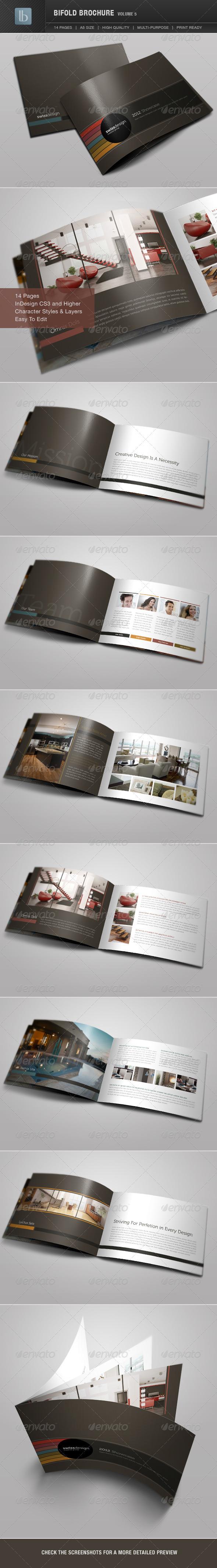 GraphicRiver Bifold Brochure Volume 5 1587710