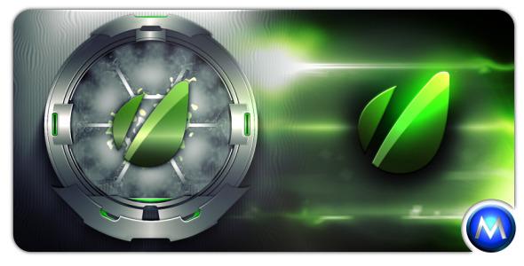 VideoHive Genesis Logo Opener 1587886