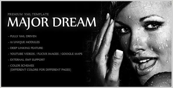 ActiveDen MAJOR DREAM Premium XML Template 1587991