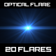 20 HD Optical/Lens Flares V2 - GraphicRiver Item for Sale