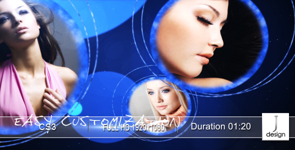 After Effects Project - VideoHive StrokeOrbs 1252425