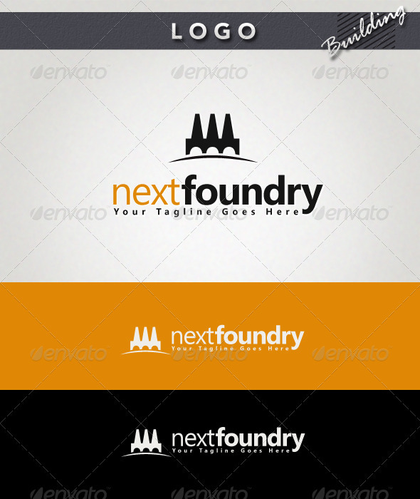 GraphicRiver Next Foundry Logo 1586776