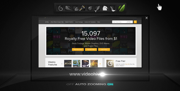VideoHive Corporate presentation 1545330