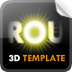3D Flash Template - Shurouk - ActiveDen Item for Sale