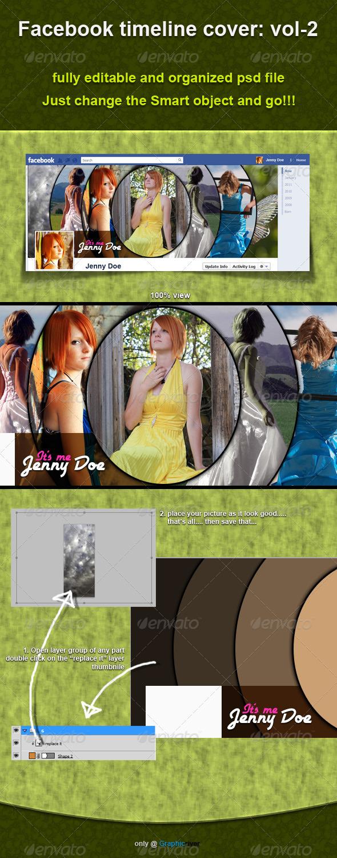 GraphicRiver Facebook Timeline Cover-2 1595236