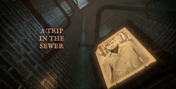 VideoHive A Trip in the Sewer 1598245