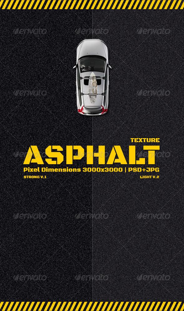 GraphicRiver Asphalt 1598737
