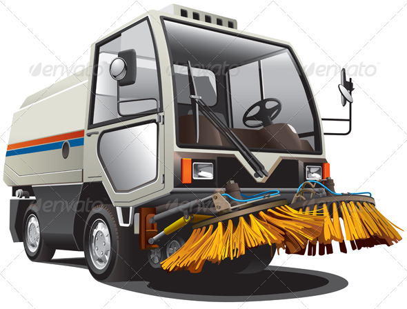 GraphicRiver Sweeper 1599113