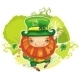 St. Patrick's Day greeting card - GraphicRiver Item for Sale
