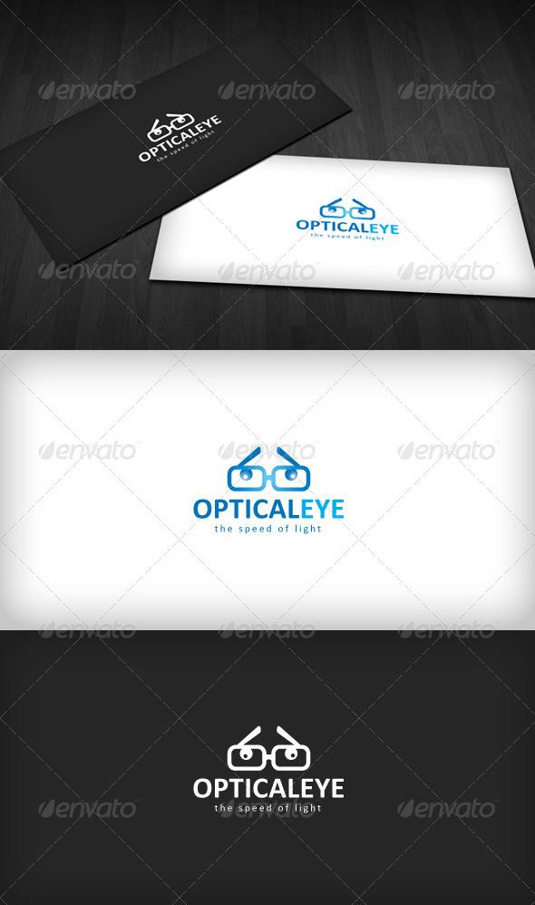 GraphicRiver Optical Eye Logo 1600264