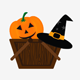 Halloween Shop Icons - GraphicRiver Item for Sale