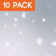 Clean Backdrop Loops - 10 Pack - VideoHive Item for Sale