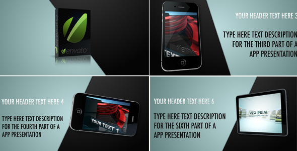 VideoHive Mobile App Promo 1605442
