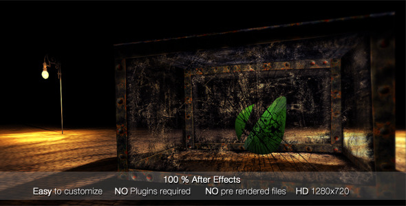VideoHive The Prisoner 1576292