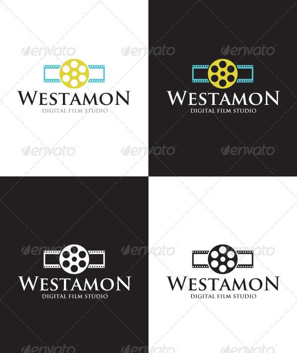 GraphicRiver Digital Film Studio Logo 1611129