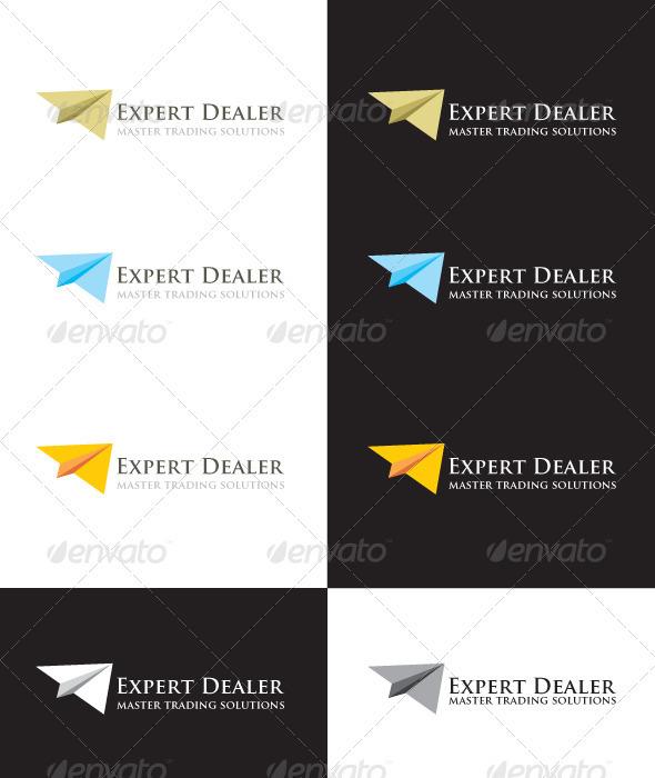 GraphicRiver Master Trading Logo 1619042