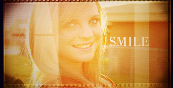 After Effects Project - VideoHive Smile 644089