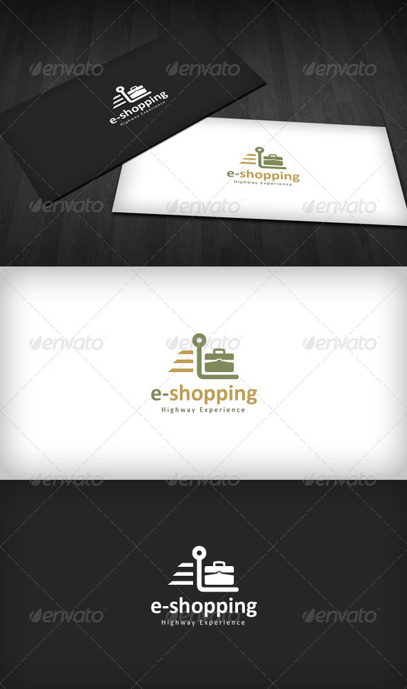 GraphicRiver E-Shopping Logo 1625411