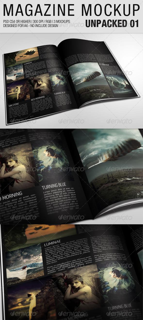 GraphicRiver Magazine Mockup Unpacked 01 1625871