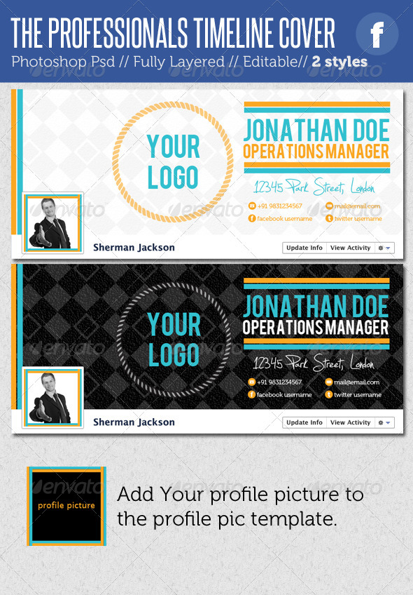 GraphicRiver Pro Facebook Timeline Covers 1627531