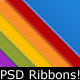 Web Corner Ribbons - GraphicRiver Item for Sale