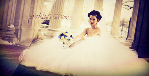 After Effects Project - VideoHive Wedding Album 276939