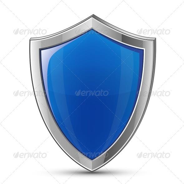 GraphicRiver Shield Icon 1630022