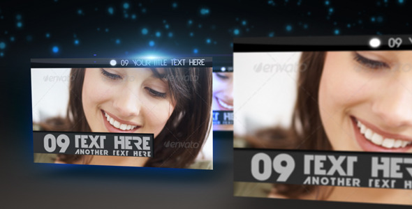 After Effects Project - VideoHive Slider 1589879