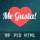 Me Gusta!  User-driven Content Sharing Theme - ThemeForest Item for Sale