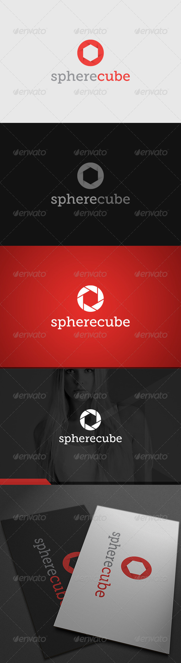 GraphicRiver SphereCube 1641630