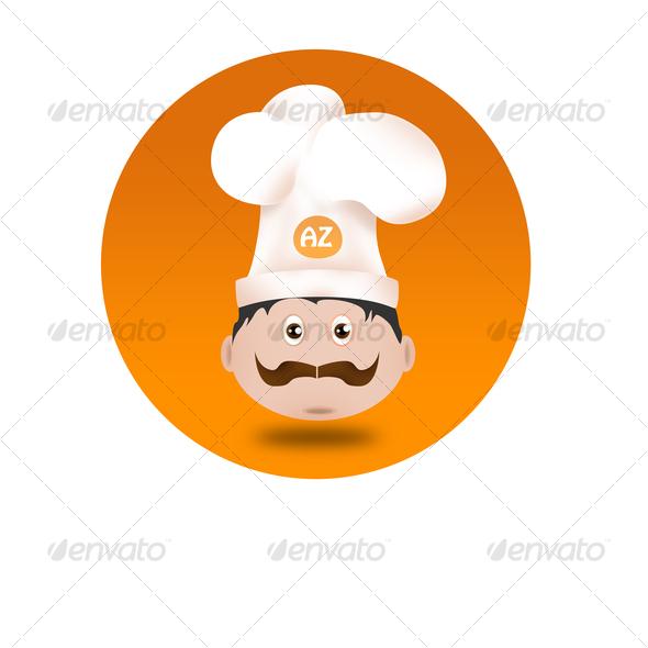 GraphicRiver Chef Icon 64148