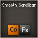 smooth scrollbar component - ActiveDen Item for Sale