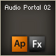 Audio Portal 02 - ActiveDen Item for Sale