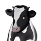 Portrait of a cow - GraphicRiver Item for Sale