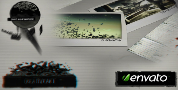 After Effects Project - VideoHive Morphing 1623270