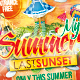 My Summer Vol.6 Flyer Template - GraphicRiver Item for Sale